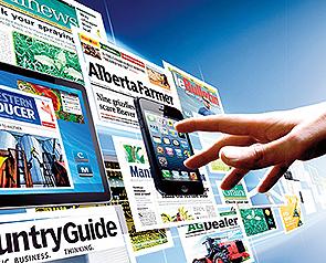 بررسی و سنجش رسانه ها