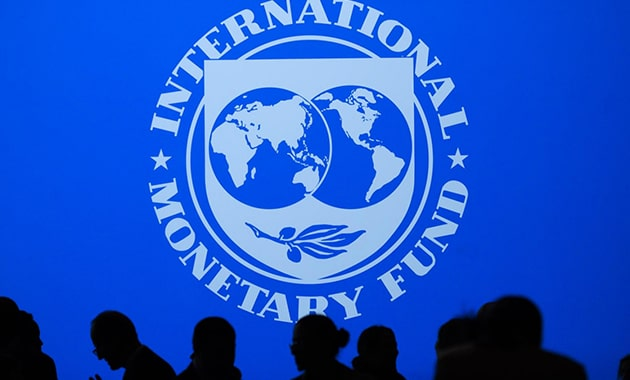 the International Monetary Fund estimates that Iran's economy has seen a positive growth