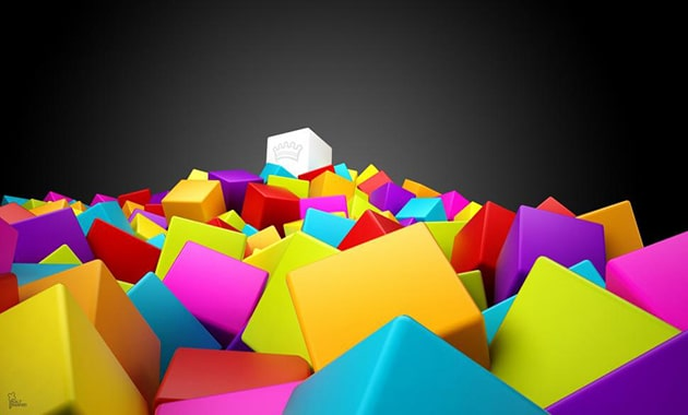 Content production and the importance of colors in marketing